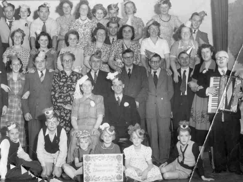 bruiloft-van-Eunen-1950-yory