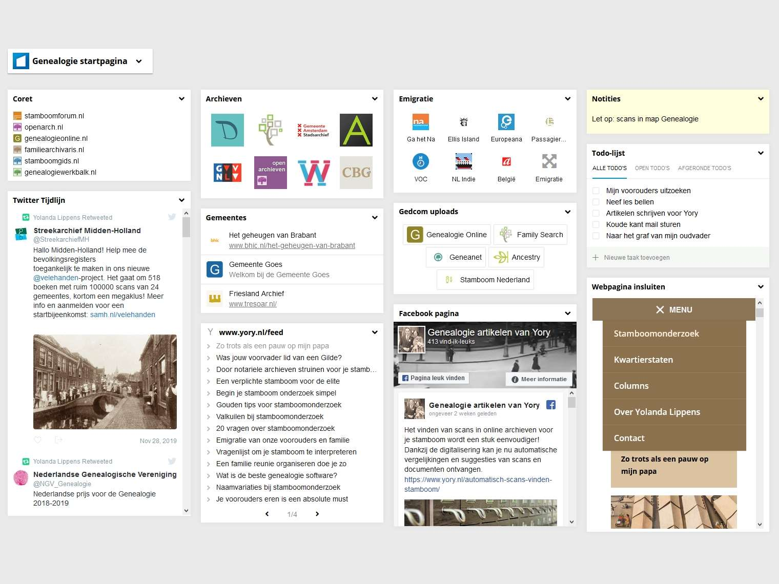 genealogie startpagina yolanda-lippens-yory